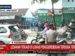 BREAKING NEWS: Ada Ledakan di Lokasi Penggerebekan Teroris di Bekasi