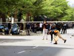 AHY Kutuk Aksi Bom Bunuh Diri di Makassar, Minta Polisi Usut Tuntas