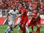 LIVE Streaming TV Online Indosiar, Borneo FC vs Persija Jakarta Piala Menpora 2021, Akses di Sini