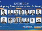 Bangun Sinergi Pemberdayaan UMKM, BRI Hadirkan Microfinance Outlook 2021