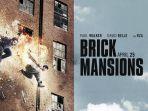 Sinopsis Brick Mansions: Aksi Paul Walker, Polisi yang Menyamar untuk Menangkap Pembunuh Ayahnya