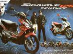 Suzuki Skywave 125, Solusi Punya Motor dengan Dana Rp 4 Jutaan