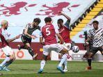 HASIL LIGA INGGRIS - MU Comeback Lawan Aston Villa, Manchester City Belum Bisa Segel Gelar Juara