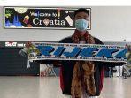 Brylian Aldama Dapat Sambutan Hangat di Kroasia, Pakai Nomor 23 di HNK Rijeka