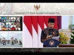 Diresmikan Jokowi, Bank Syariah Indonesia Bertekad Indonesia Jadi Pusat Ekonomi Syariah Dunia