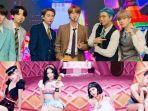 BTS dan BLACKPINK Bersaing dalam 2 Nominasi di E! People's Choice Awards 2020, Vote Idolamu Sekarang