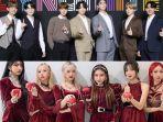CARA NONTON Konser Big Hit Labels 2021 New Year's Eve Live Malam Ini 19.30 WIB, Tiket Masih Dijual!