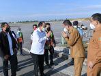 Budi Arie Setiadi Mengunjungi Desa Siantar Sitiotio Kabupaten Toba Sumatera Utara