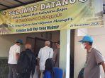 Vaksinasi Bagi Calon Jemaah Haji di Puskesmas Bojonggede Bogor