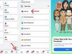 Deretan Cara Membuat Avatar di Facebook, Lewat Stiker yang Dibagikan di Komentar Hingga Messenger