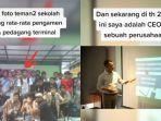 Viral Kisah Mantan Anak Jalanan yang Kini Jadi CEO, Pernah Mengamen hingga Tak Punya Biaya Kuliah