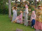 Ria Miranda, Eksis Kibarkan Bisnis Fesyen di Tengah Pandemi