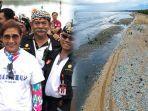 Cerita Foto Viral Pantai Kuta Diserbu Sampah, Sudah Sering Terjadi dan Buat Ibu Susi Turun Tangan