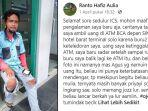 Viral Kisah Kejujuran Tukang Parkir Tuna Rungu, Pilih Kembalikan Uang Rp 500 Ribu yang Jatuh