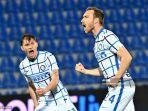 HASIL LIGA ITALIA - Inter Milan Jinakkan Crotone, Eriksen dari Cadangan jadi Pahlawan Nerazzurri