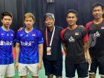Pelatih Ganda Putra Indonesia Ungkap Sisi Positif Batalnya German Open 2021 Buat Marcus/Kevin