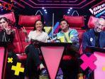 Andre Taulany, Rossa Hingga Ganjar Pranowo Berikan Semangat Untuk Peserta The Voice Kids Indonesia