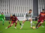 HASIL Juventus vs AS Roma: Bos Giallorossi Soroti Gol Ronaldo, Ada Apa? Cek Videonya di Sini