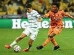 Hasil Babak I, Dynamo Kiev vs Juventus di Liga Champions, Tanpa Ronaldo, Si Nyonya Tua Tertahan
