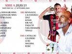 AC Milan Dapat Amunisi Baru Jelang Lawan Crotone, Kembalinya sang Deputi Ibrahimovic