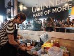 Guinness Food Pairing di Synchronize Fest: Ketika Masakan Musisi Berpadu dengan Bir Hitam