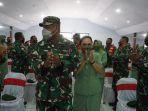Jenazah Wakasad Letjen TNI Herman Asaribab Akan Dimakamkan di TMP Kesuma Trikora Waena Jayapura