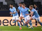 Manchester City Ciptakan Malam Indah di Paris, Pep Guardiola Ungkap Rahasia Tumbangkan PSG