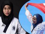 Menengok Kamar Defia Rosmaniar Peraih Emas Pertama, Nuansa Merah Muda Banyak Dipenuhi Medali