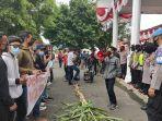 Pendemo Mengaku Jadi Korban Bogem Oknum Anggota DPRK  di Aceh Tengah Saat Gelar Aksi