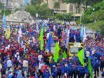 Jika Omnibus Law Tak Dibatalkan, Presiden KSPI Sebut Buruh Akan Mogok Kerja Nasional