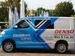 Denso Sales Indonesia Jadi Supplier AC Bus Terbesar untuk Transjakarta