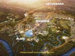 Istana Presiden di IKN Ingin Dibangun Tahun Ini, Ekonom: Utamakan APBN Untuk Tangani Pandemi