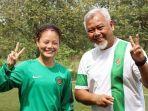 Dhanielle Daphne Kenang Mendiang Satia Bagdja: Coach Satia Selalu Tekankan Disiplin