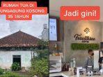 Di tangan Pengusaha Ini, Rumah Kosong 35 Tahun Disulap Menjadi Kafe, Berikut Cerita Inspiratifnya