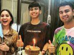 Usai Viral karena Mirip Raffi Ahmad, Dimas Ahmad Sudah Bisa Bantu Biaya Sewa Ruko untuk Bisnis Bakso