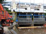 Terjunkan 40 Armada, Dinas LH DKI Angkut Ratusan Meter Kubik Sampah