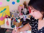 Ingin Memulai Bisnis Baru? Intip Tips dari Fashion Illustrator, Dinda Puspitasari