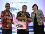 Bank Jateng dan Equity Life Indonesia Serahkan Hadiah Undian Tanda Kasih ke Nasabah