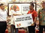 Gerakan 1.000 Guru Salurkan Makanan Bergizi Bantu Anak-anak di Tengah Pandemi Covid-19