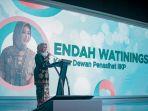 IIKP Ultah Ke-8, Ketua Pembina Endah Watiningsih Ajak 1000 Anggota Virtual Berbagi Sesama