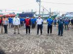 Serap Masyarakat Sekitar, KSOP Tanjung Emas dan Disnav Semarang Gelar Padat Karya