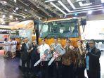 SMK Muhammadiyah Tumijajar Lampung Terima Donasi Colt Diesel dari KTB