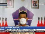 Cerita Doni Monardo Dilarang Pakai Masker oleh Nakes Internasional Saat Awal Pandemi