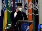 Pidato Orasi Doktor HC Doni Monardo di IPB