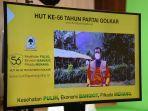 Di HUT Golkar, Doni Monardo Ingatkan Antisipasi Lonjakan Covid-19 di Libur Panjang