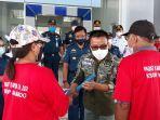 Padat Karya Kemenhub di Manado, Senator SBANL: Wujud Sinergitas Komite II DPD RI Dengan Mitra Kerja