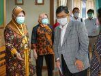 Serahkan Bantuan PCR, Puan Maharani Ingin Tes Corona Makin Cepat dan Akurat