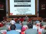 Kiat Komunikasi Dr Aqua di Seskoad hingga Rakor Teritorial TNI