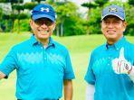 Dua Mantan Menteri Ramaikan UI Charity Golf Tournamen