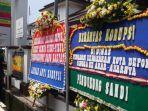 Dugaan Korupsi Dinas Damkar, Kejari Depok Banjir Karangan Bunga, Begini Reaksi Wakil Wali Kota